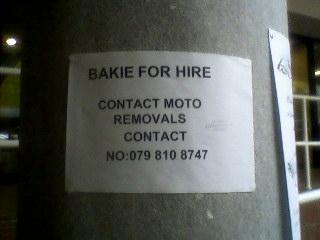 Bakie