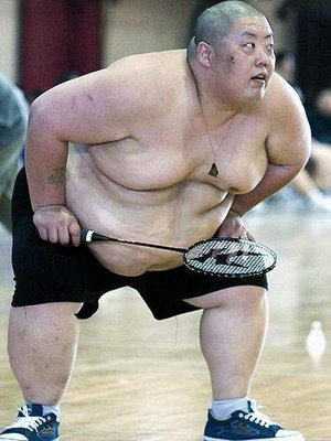 Fat Badminton