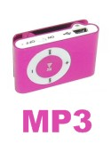 Pink MP3 Player