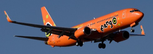 Mango Boeing 737 800