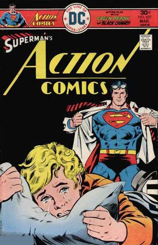 Action Comics Fail