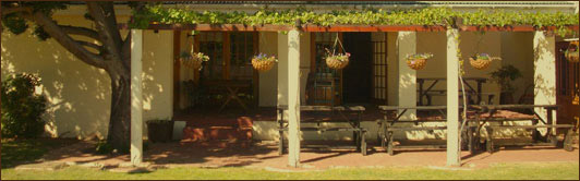 Citrusdal Lodge