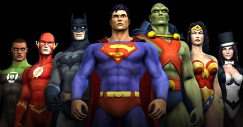 Justice League Heroes1