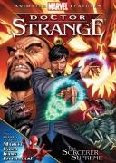 Doctor Strange Sorceror Supreme DVD Cover