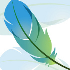 Adobe Photoshop Feather Logo