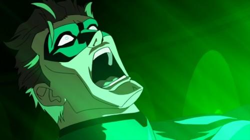 Green Lantern First Flight Screenshot