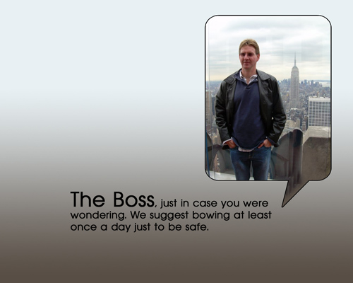 Rory Florence The Boss Wallpaper Resized