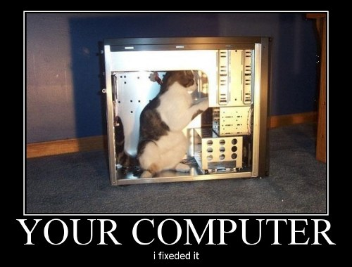 Your Computer I Fixed It