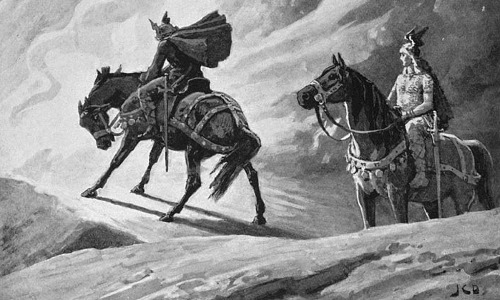Sigurd The Mighty Eysteinsson