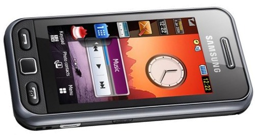 Samsung S5230 Star cellphone