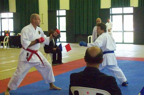 Gert versus Ken Funakoshi Karate