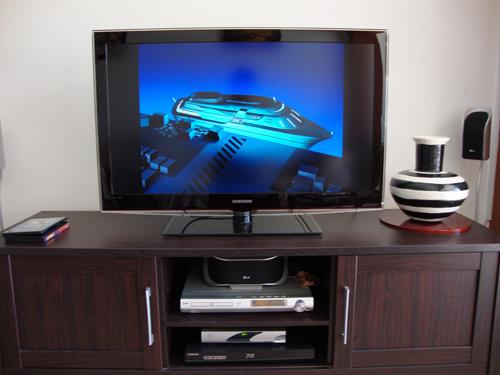 40 inch Samsung Series 5 LCD TV