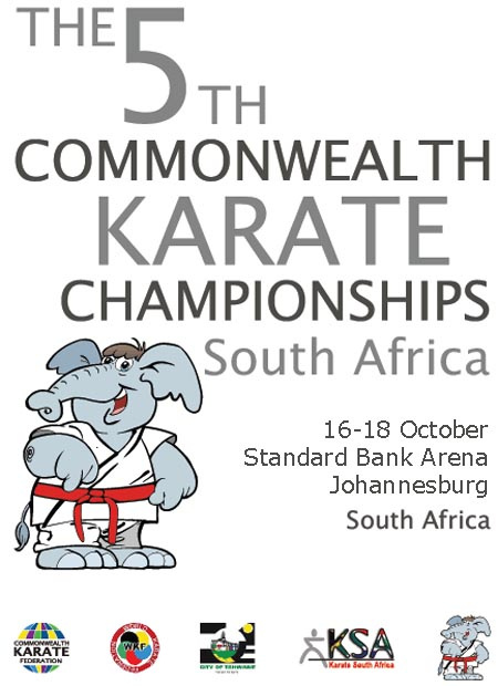 5th Commonwealth Karate Championships