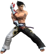 Tekken 5 Jin