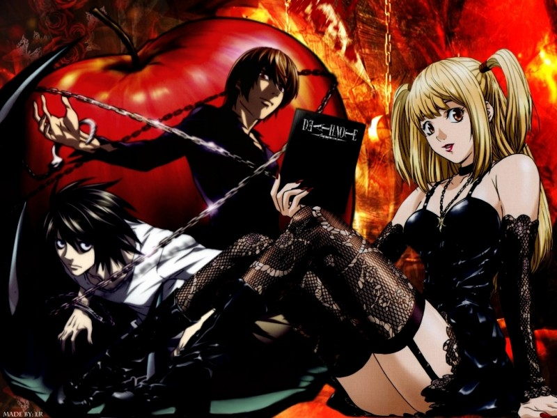 death note the anime