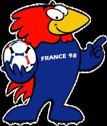 fifa world cup mascot footix