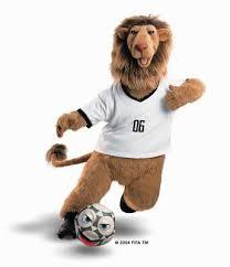 fifa world cup mascot goleo vi