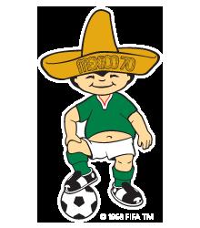 fifa world cup mascot juanito