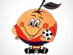 fifa world cup mascot naranjito