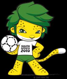 fifa world cup mascot zakumi