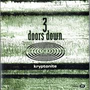 kryptonie 3 doors down single cover