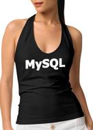 mysql-girl-black-halter-top