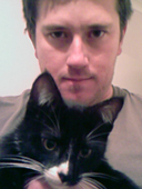 craig lotter with olympus the cat
