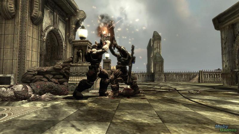 gears of war 2 screenshot 3