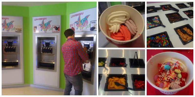 wakaberry frozen yoghurt bar stellenbosch