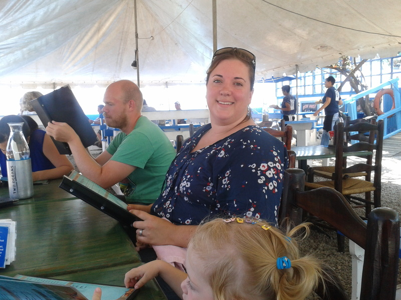 mom's birthday lunch in mossel bay harbour 3