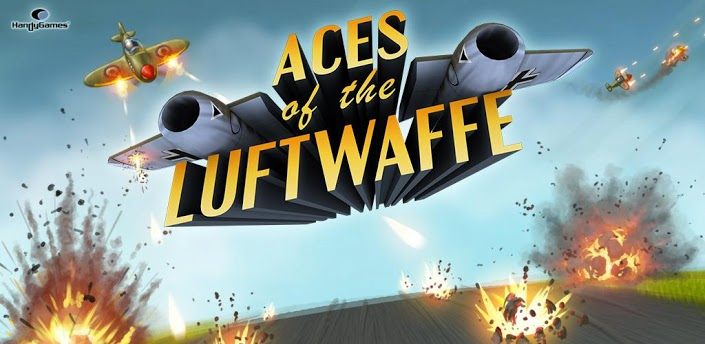 aces of the luftwaffe 1