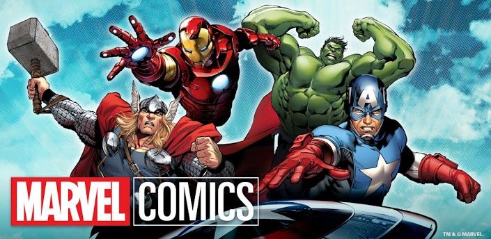marvel comics android app