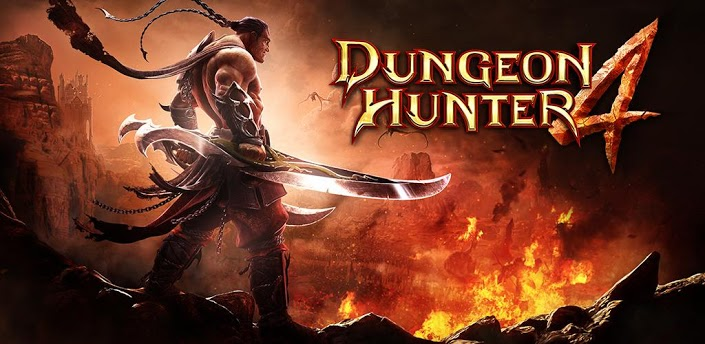 dungeon hunter 4 android game