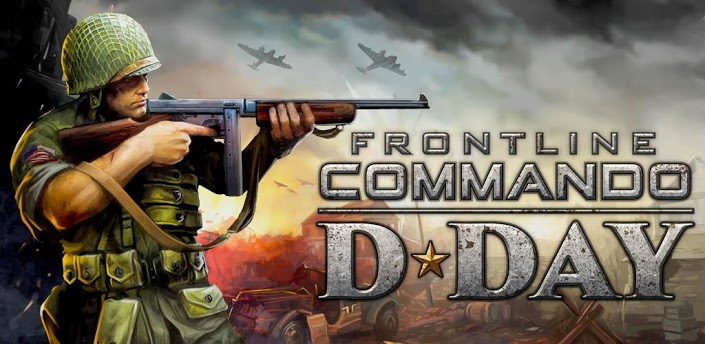 frontline commando d-day android game