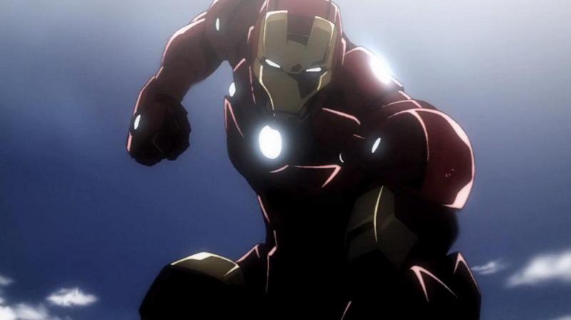 iron man rise of the technovore