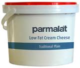 parmalat low fat cream cheese 2.5 kg tub