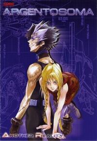 argento soma anime dvd