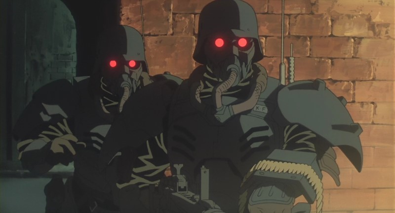 jin roh the wolf brigade anime 2