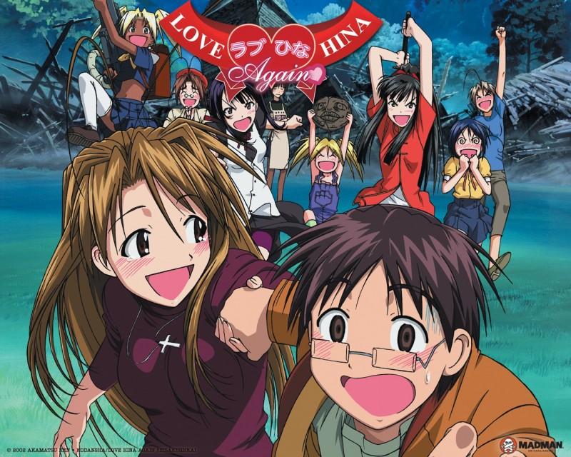 love hina anime 2