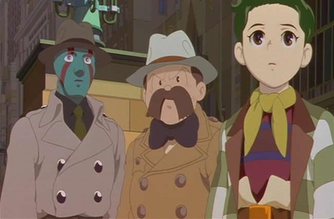 metropolis anime 2