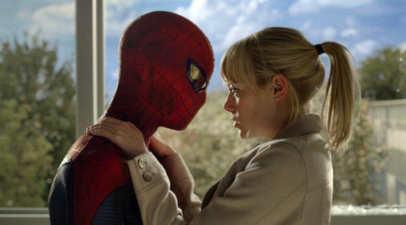 the amazing spider-man screenshot gwen stacey