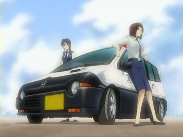 you're under arrest anime ova screenshot