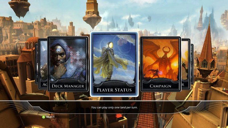 Magic The Gathering Duels of the Planeswalkers 2013 xbox game