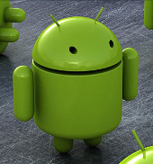 android mascot logo