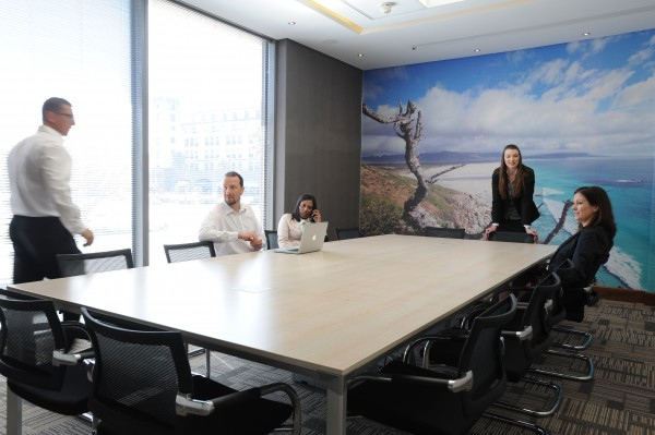 century city - the business centre - meeting room