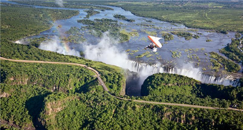 victoria falls - zambezi