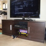 flatscreen tv stand 1