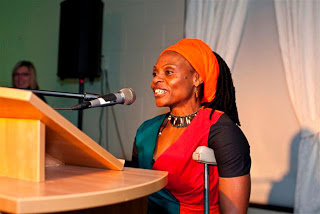 Shungu Namutitima International Film Festival Executive Director Catherine Kaseketi