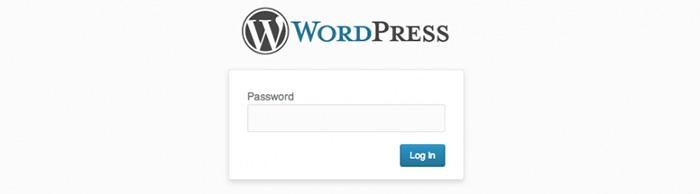 password protected wordpress plugin