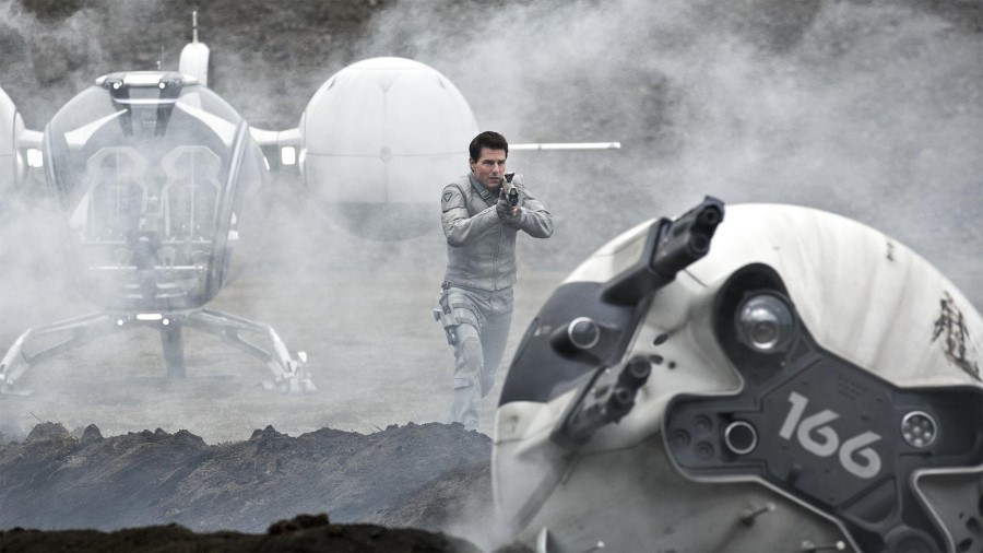 oblivion movie tom cruise and drone